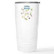 Rally 4 Travel Mug