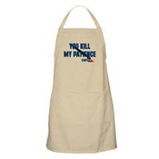 Castle you Kill My Patience Apron