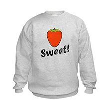 'Sweet!' Sweatshirt