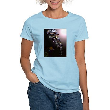 Turtles All The Way Down Women's Light T-Shirt