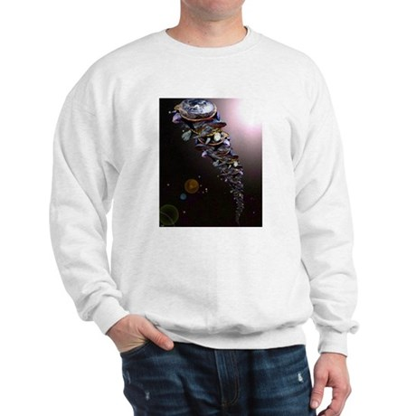 Turtles All The Way Down Sweatshirt