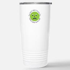 No Million Dollar Travel Mug