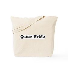 Qatar Pride Tote Bag