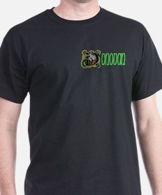 Donovan Green Celtic Dragon 2 T-Shirt