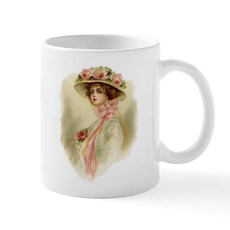 Gibson Girl Mug