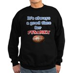 Always Time Sweatshirt (dark)