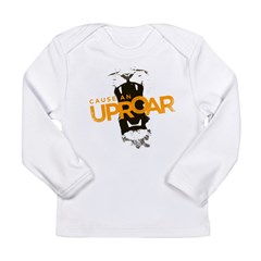 Roaring Lion Long Sleeve Infant T-Shirt