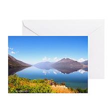 Lake Wakatipu NZ Greeting Cards (Pk of 20)