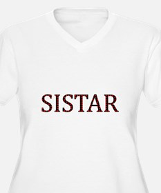 Dotted Sistar T-Shirt