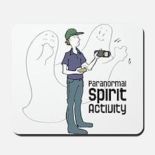 Paranormal Spirit Activity Mousepad