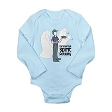 Paranormal Spirit Activity Long Sleeve Infant Body