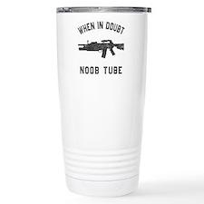 Noob Tube Travel Mug