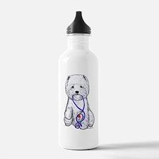 Westie Walkie Water Bottle