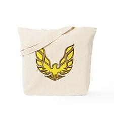 Firebird Muscle Car Tote Bag