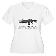 Fun and Games Noob Tube T-Shirt