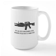 Fun and Games Noob Tube Mug