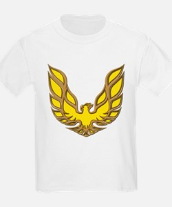 Firebird Muscle Car T-Shirt