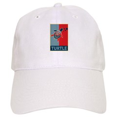 Turtle Hope Baseball Cap