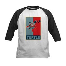 Turtle Hope Kids Baseball Jersey