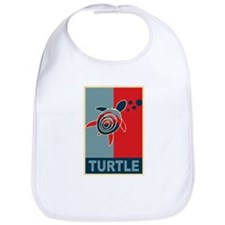 Turtle Hope Bib