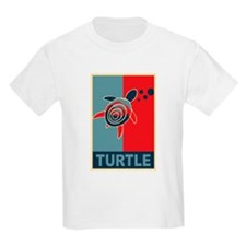 Turtle Hope Kids Light T-Shirt