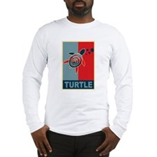 Turtle Hope Long Sleeve T-Shirt