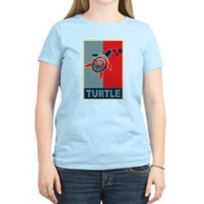 Turtle Hope Women's Light T-Shirt