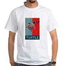 Turtle Hope White T-Shirt