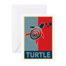 Turtle Hope Greeting Cards (Pk of 20)