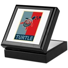 Turtle Hope Keepsake Box