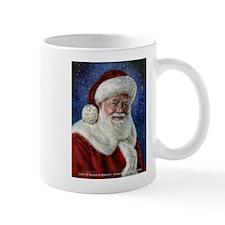 Santa's Starry Night Mug