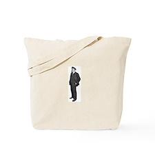 Standing Lenin Tote Bag