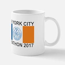 2017 New York City Marathon Mug