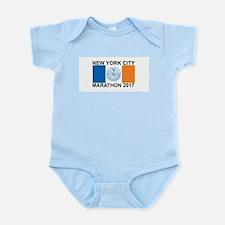 2017 New York City Marathon Infant Bodysuit