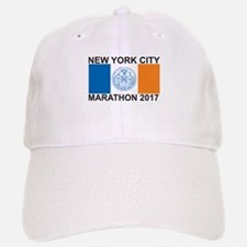 2017 New York City Marathon Baseball Baseball Cap