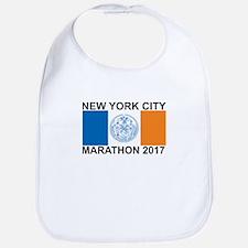 2017 New York City Marathon Bib