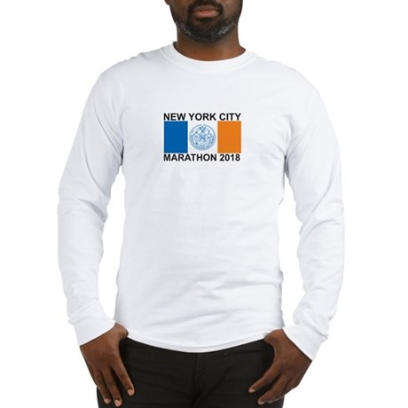 2018 New York City Marathon Long Sleeve T-Shirt