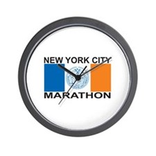 New York City Marathon Wall Clock