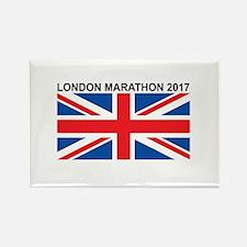 2017 London Marathon Rectangle Magnet (100 pack)