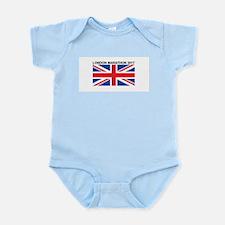 2017 London Marathon Infant Bodysuit