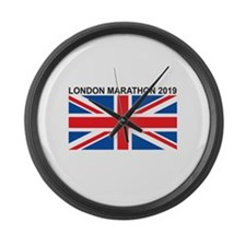 2019 London Marathon Large Wall Clock