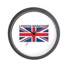 London Marathon Wall Clock