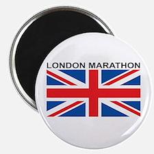 London Marathon Magnet