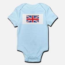 London Marathon Infant Bodysuit
