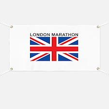 London Marathon Banner