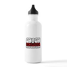 Mayan Handball Sports Water Bottle