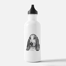 Basset Hound Water Bottle