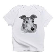 Zoie, Greyhound Infant T-Shirt