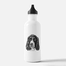 English Springer Spaniel Water Bottle