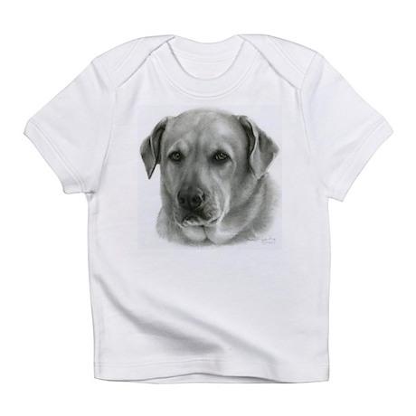 Lindsay - Yellow Lab Mix Infant T-Shirt